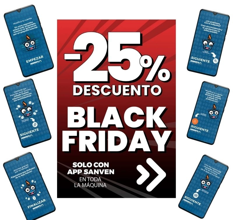 EL BLACKFRIDAY 2020 EN SANVEN: