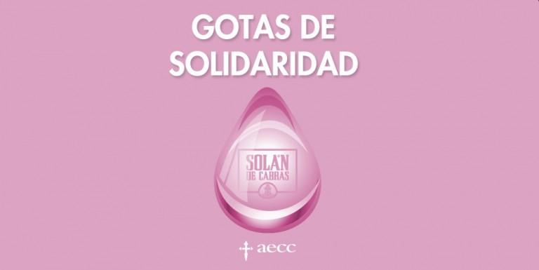 Gotas de Solidaridad: súmate a la lucha contra el cáncer de mama
