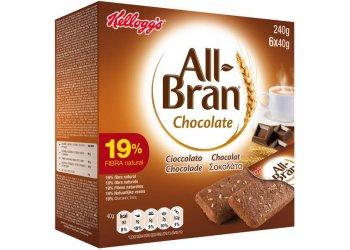 BARRITAS ALL BRAN CHOCOLATE