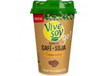 VIVE SOY GO! CAFÉ + SOJA